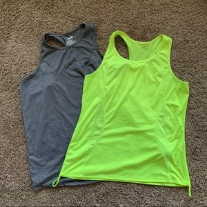 Two XXL Workout Tops